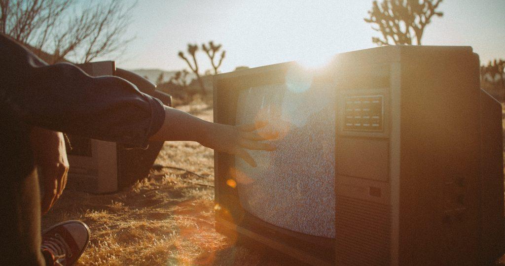 Film television identity asian