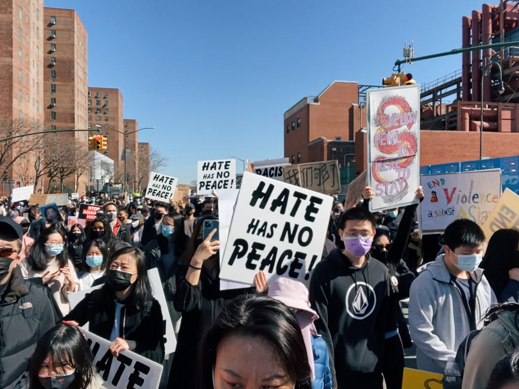 Stop AAPI Hate NYC